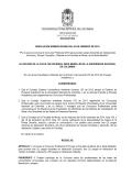 RESOLUCIÓN NÚMERO M-0260 DEL 03 DE FEBRERO DE 2015