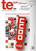 Revista TE Elecciones Sindicales UEX 2015