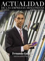 Fernando Castillo - Actualidad de las Empresas Aragonesas