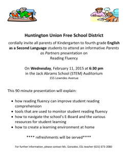 6:30 pm - Huntington Union Free School District