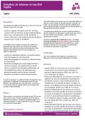 Estudios de idiomas en las EOI Inglés