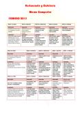 Restaurante y Cafetería Mesón Campestre FEBRERO 2015