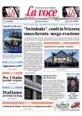 10 FEBBRAIO 2015 - La Voce d`Italia