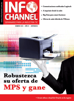 Descarga - Infochannel