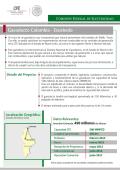 Gasoducto Colombia - Escobedo