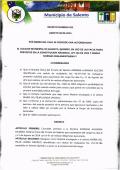 Descargar Decreto No. 055 de Agosto 06 de 2014Tipo de