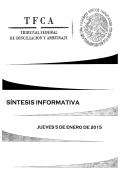 1 - Tribunal Federal de Conciliación y Arbitraje