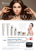 Promoción de lanzamiento Wholistics