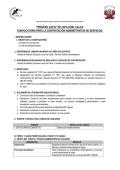 proceso cas n° 001-2015-ugel calca convocatoria para la