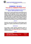 para ver el brochure - Colegio de Contadores Públicos de Colombia