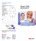Clinpro 5000 Patient Brochure - Spanish