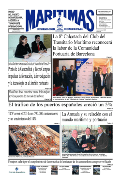 Diario Marítimas - grupo editorial men-car