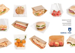 INNOVATIVE FOOD PACKAGING SOLUTIONS