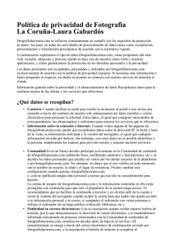 Aviso Legal - Laura Gabaldós