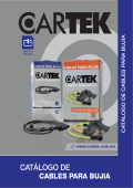 Cables para Bujía CARTEK