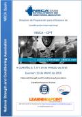 NSCA – CPT - NSCA Spain