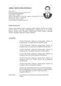 ABDIEL HERNÁNDEZ MENDOZA - Páginas Personales UNAM