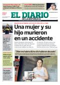 Una mujer y su hijo murieron en un accidente