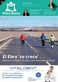 El Ebro `se crece`Págs. 3, 10-11