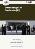 Sistema Integral de Fiscalización (SIF)