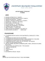 INSTITUTO BILINGÜE PAULLETINO