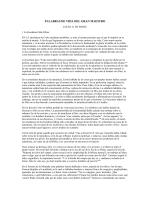 PALABRAS DE VIDA DEL GRAN MAESTRO