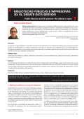 artículo en OA - El profesional de la información