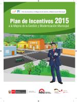brochure del PI - Ministerio de Economía y Finanzas
