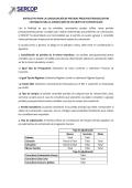 instructivo para la consolidación de partidas presupuestarias