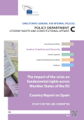 The impact of the crisis on fundamental rights across Member States