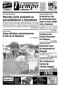 Marcelo Carta presentó su precandidatura a Intendente Municipal por