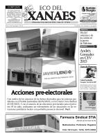 Eco del Xanaes - Arroyito. Net