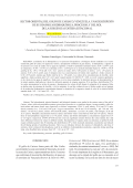 Hidroqu��mica, procesos, surgencia, golfo de Cariaco