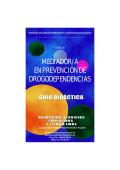 Curso Mediador prevencion en Drogodependencias. Guia Didactica