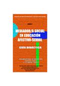 Curso educacion afectivo-sexual. Guia Didactica