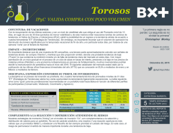 Torosos20151222 - Blog Grupo Financiero BX+