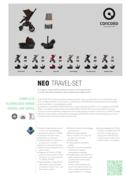 NEO TRAVEL-SET