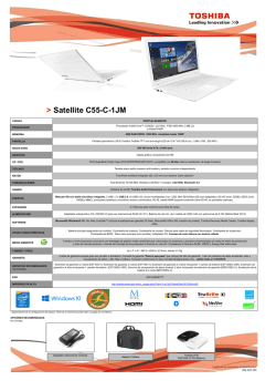 Satellite C55-C-1JM