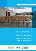 Ejemplos de preguntas saber 5 matemáticas 2015