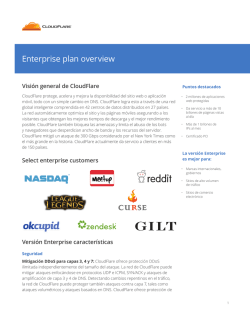 Enterprise plan overview
