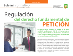 Regulación - Aplicaciones Codess