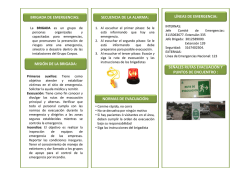 SO-FL-01-V1 PLAN DE EMERGENCIAS