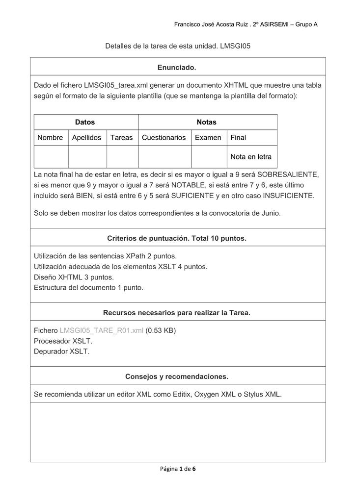Vistoso Plantillas Xsl Fo Ornamento - Ideas De Ejemplo De Plantilla ...