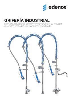 Grifer a industrial grifos ducha - Griferia industrial ...