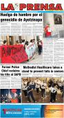 Huelga de hambre por el genocidio de Ayotzinapa