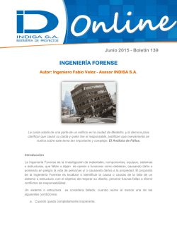 INDISA On line No.139