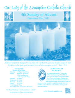 Bulletin Advent 4 C.cdr