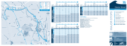 Route 75 schedule - Effective 3/21/15 Color