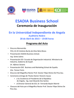 ESADIA Business School