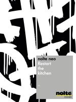 nolte neo Restart the kitchen